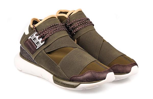 bde249cca84e Adidas Y-3 Qasa High